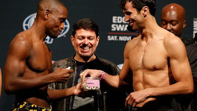 Ив Эдвардс - самый добрый боец в истории UFC