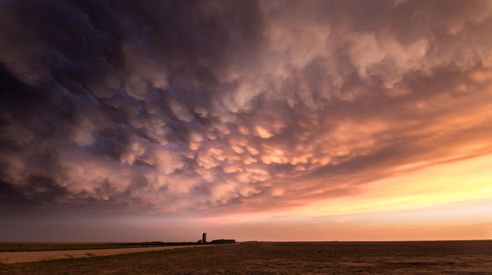 В поисках идеальных кадров бурь и ураганов