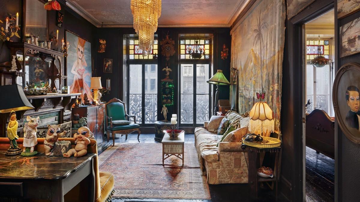 Легендарный отель Челси в Нью-Йорке, где тусовалась богема