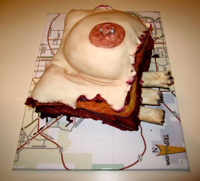 Жутко вкусные тортики от британского кулинара