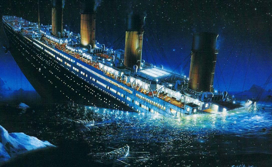Что на своем борту перевозил Титаник