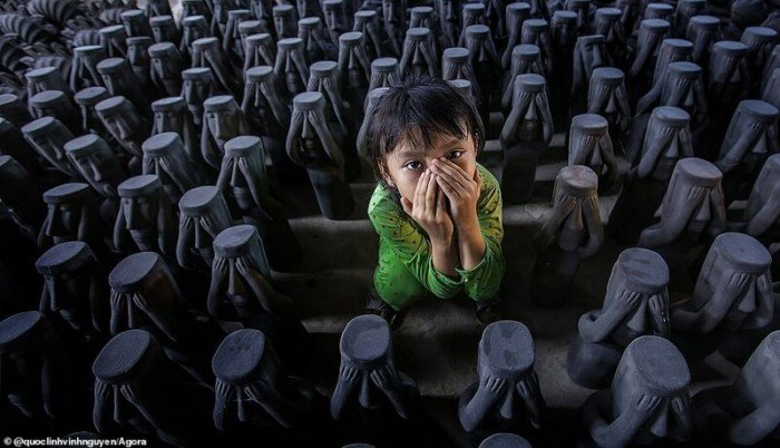 Фотографы смотрят миру в глаза: снимки конкурса #Взгляд2019