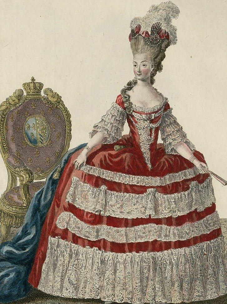 Экстравагантные модные тренды прошлого