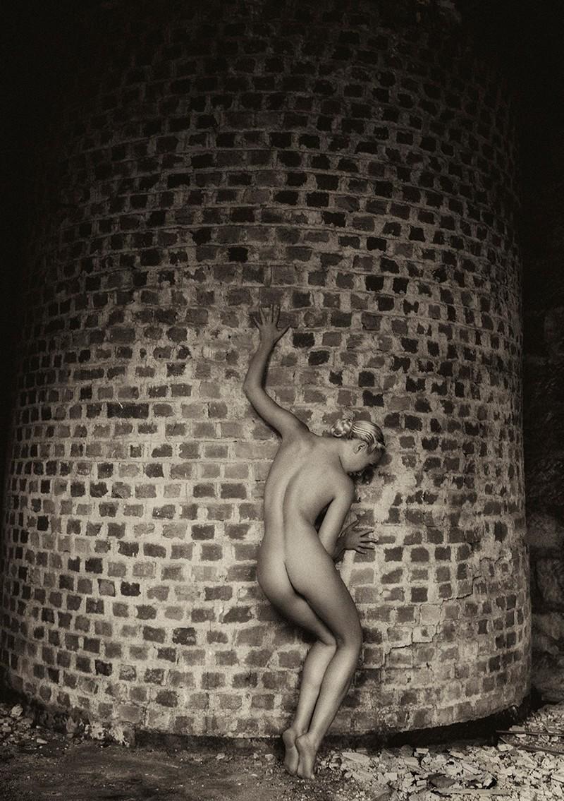 Искусство ню фотографии от шотландского дуэта Йербери