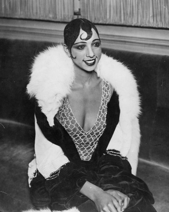 Притягательная женская мода прошлого века