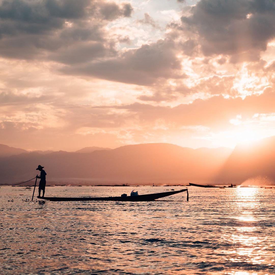Путешествия и природа на снимках Эрин Салливан