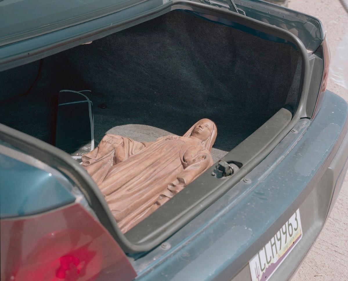 Скучная жизнь в городе Тусоне на снимках Джея Дэниела Хада