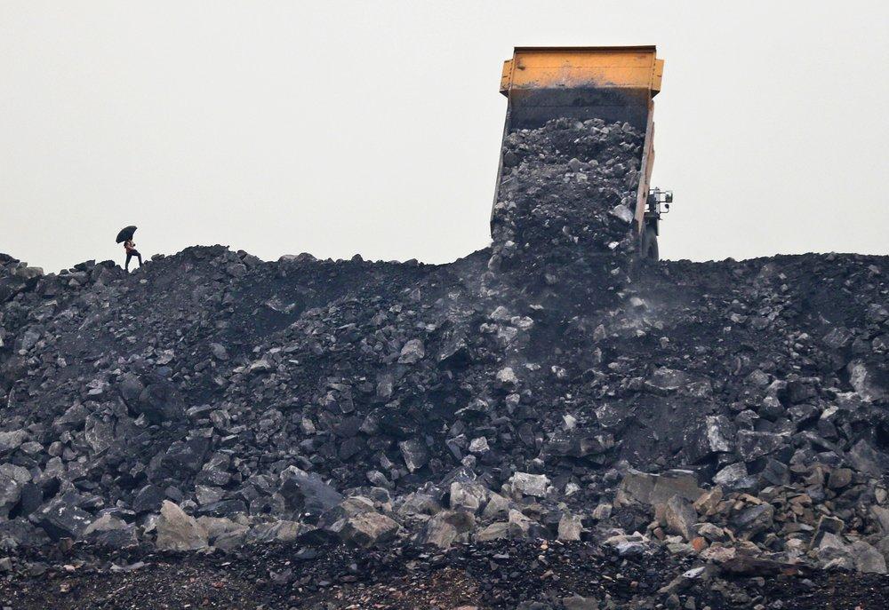 Индийские угольные шахты горят уже больше столетия
