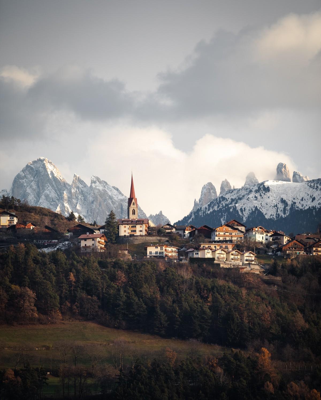 Красота итальянских Доломитов на снимках Филиппа Плигера