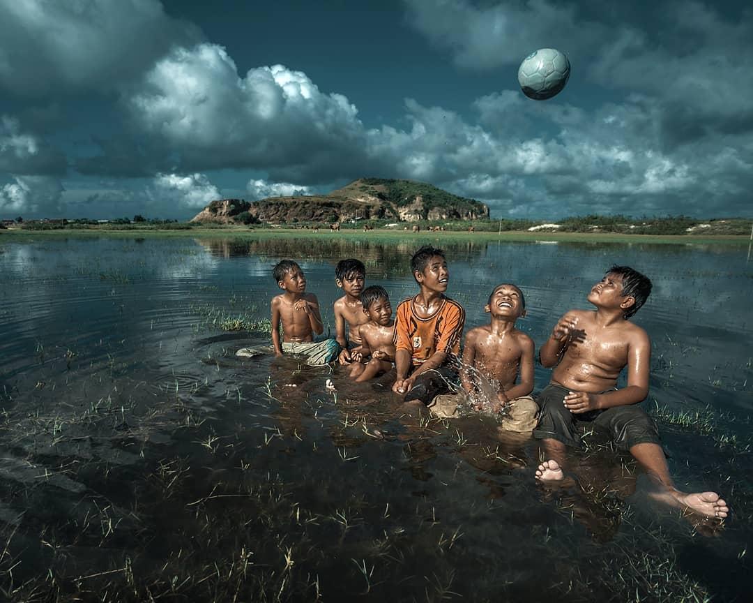 Замечательные работы фотографа Рариндра Пракарса