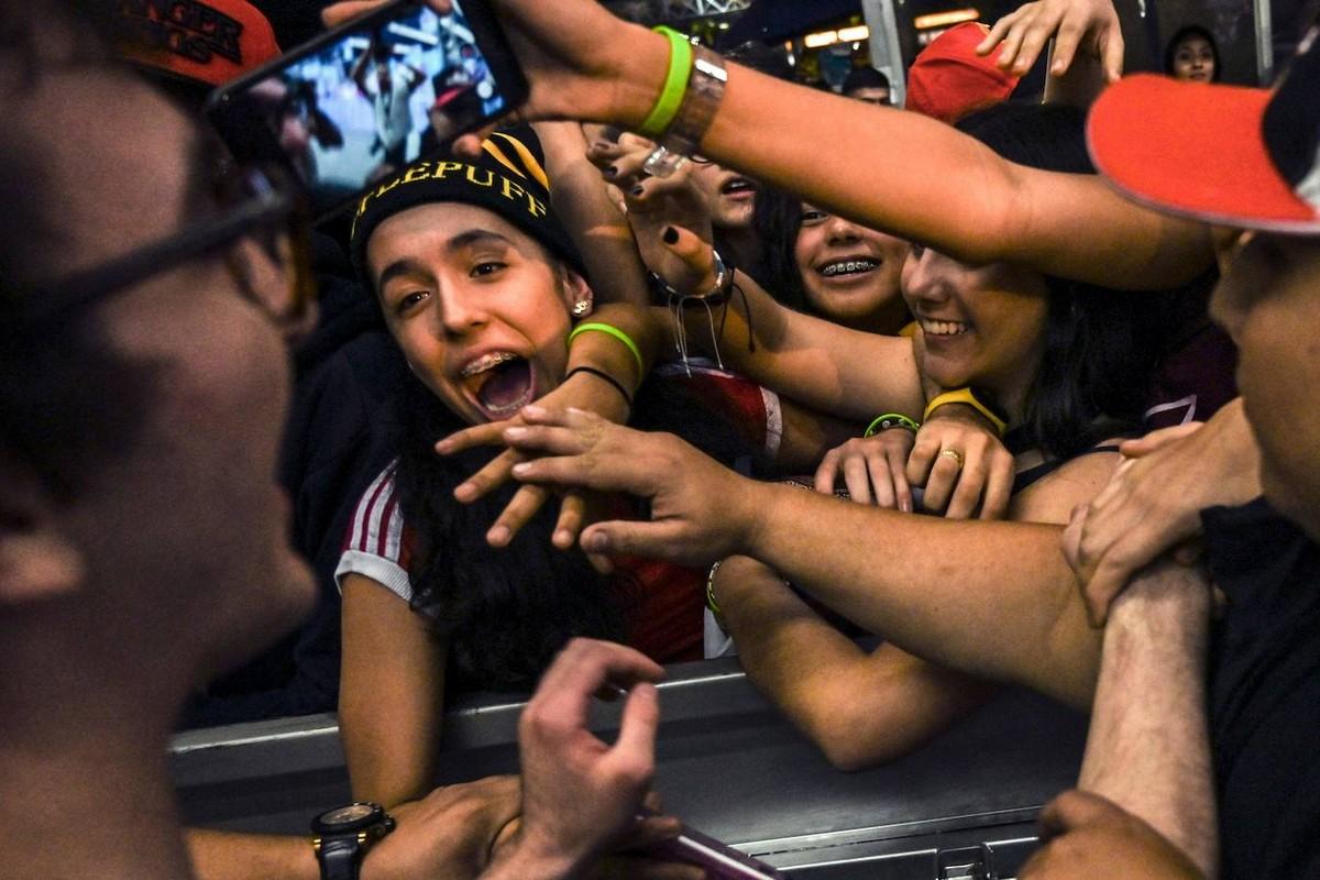 Фестиваль Комик кон Колумбия в Медельине 2019