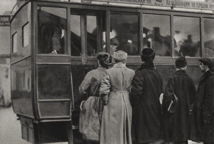 Как выглядела Москва в 1920-е годы