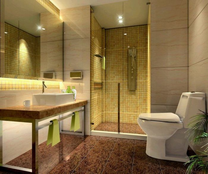 Почему в квартирах американцев может не быть ванны