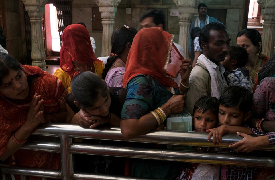 Крысиный храм в Индии, где поклоняются грызунам
