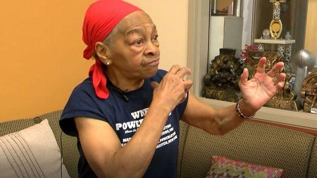 Пожилая леди из Рочестера дала отпор грабителю