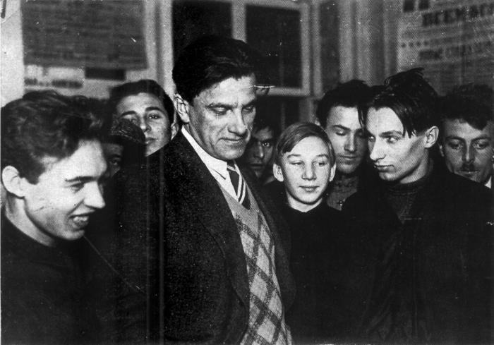 Конфликты русских писателей и поэтов