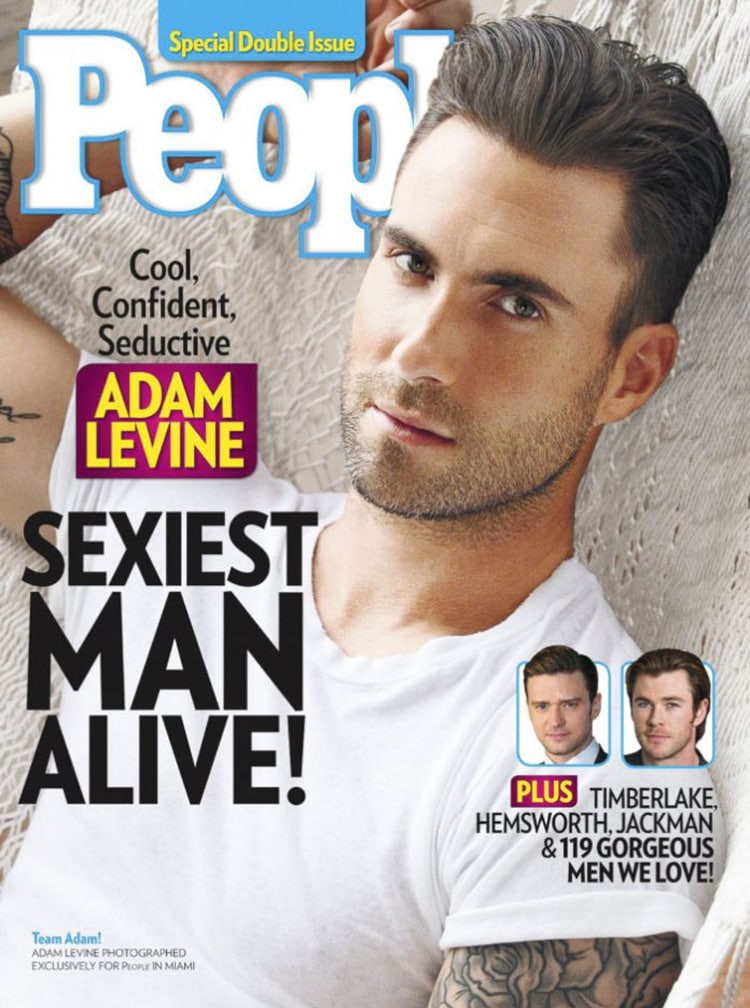 Самые сексуальные мужчины XXI века по версии журнала People