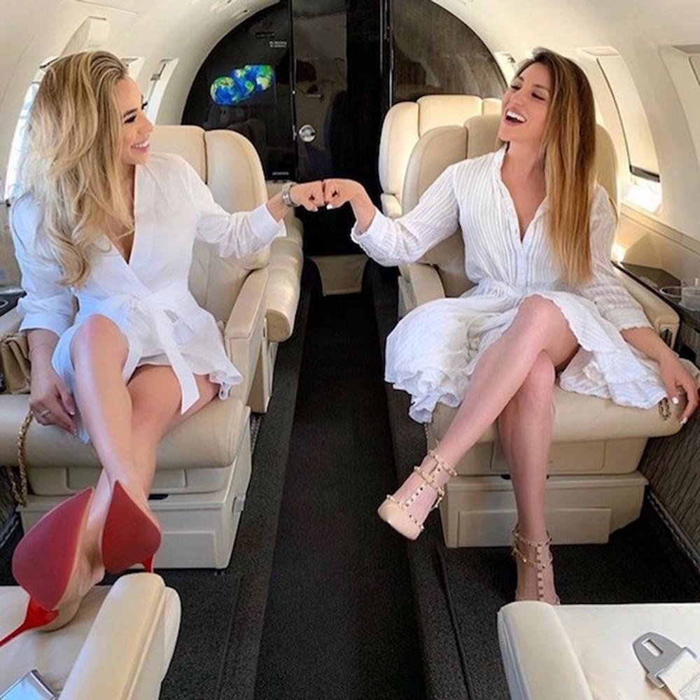 Богатенькие дети делятся фотографиями в Instagram