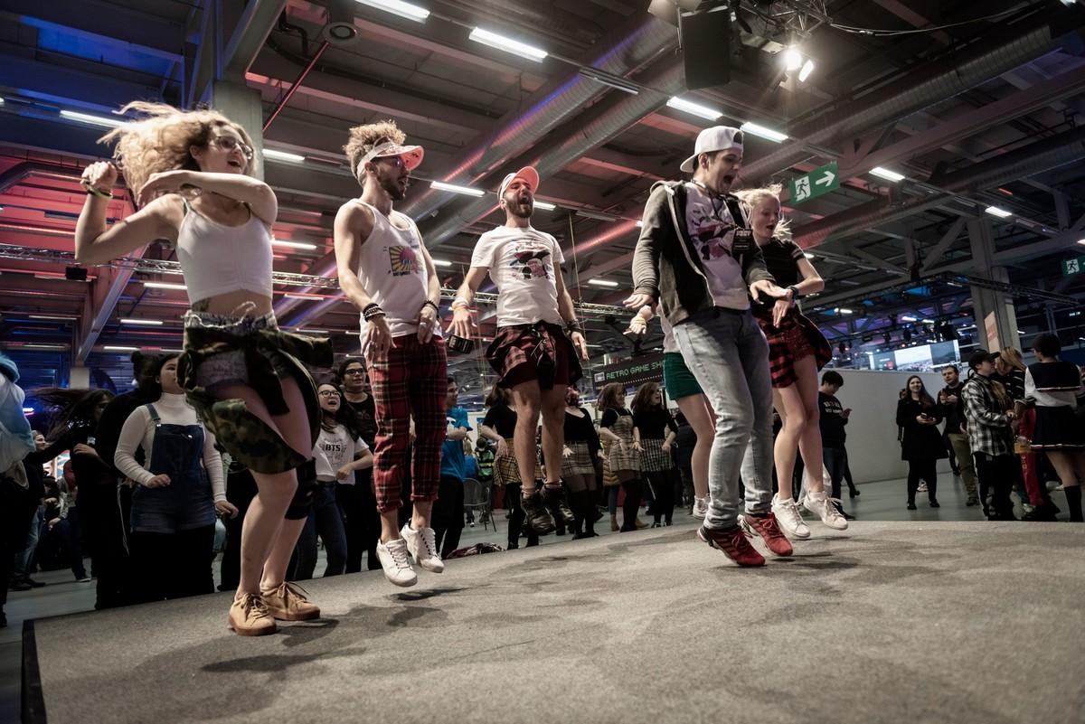 Фестиваль геймеров, гиков и косплееров HeroFest в Швейцарии
