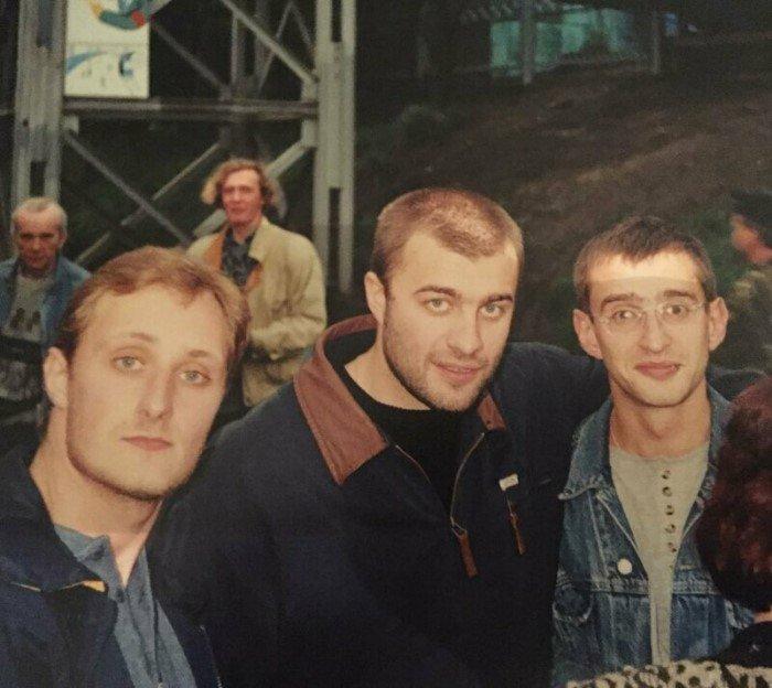 Редкие снимки звезд российской эстрады из 90-х