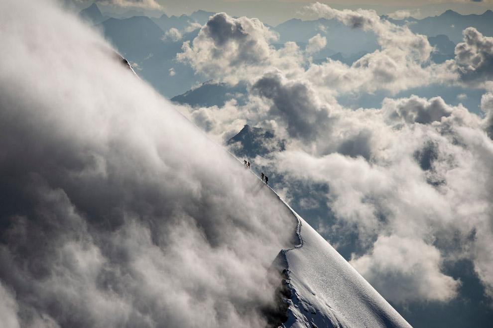 Конкурс экстремальной фотографии Red Bull Illume 2019