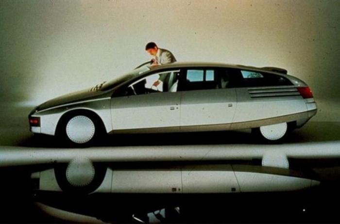 Lincoln Quicksilver с итальянским паспортом и французской внешностью