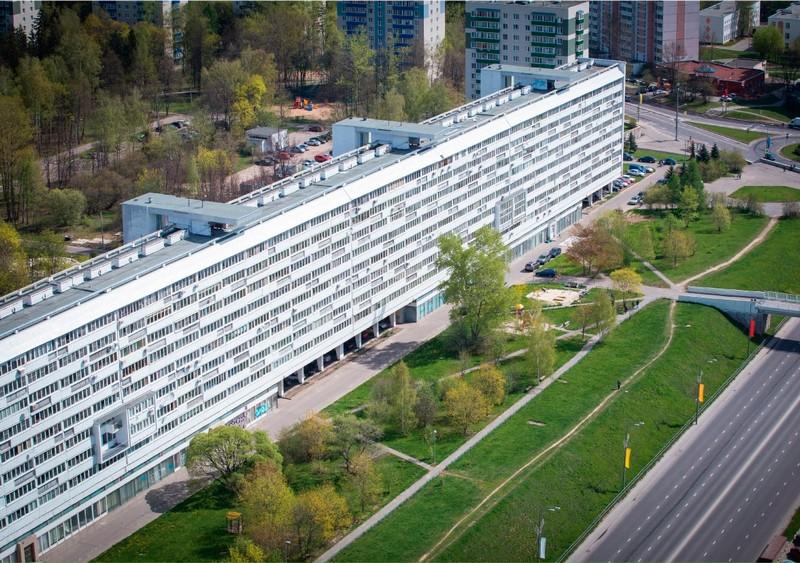 10 самых длинных домов в России