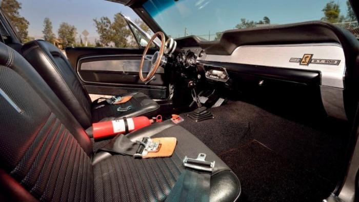 Mustang Eleanor из фильма Угнать за 60 секунд будет продан на аукционе