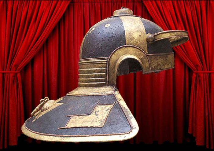Из истории римского шлема