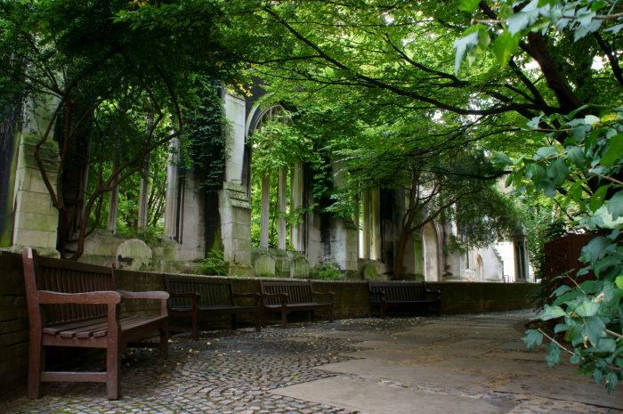 Скрытые места Лондона, о которых знают не все туристы