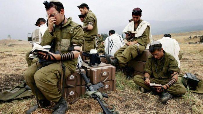 7 запретов и табу для израильских солдатов