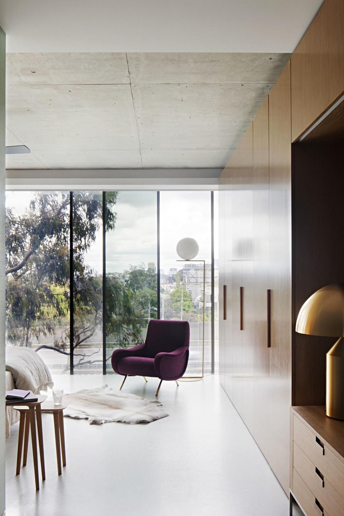 Дом для семьи из нескольких поколений в Мельбурне