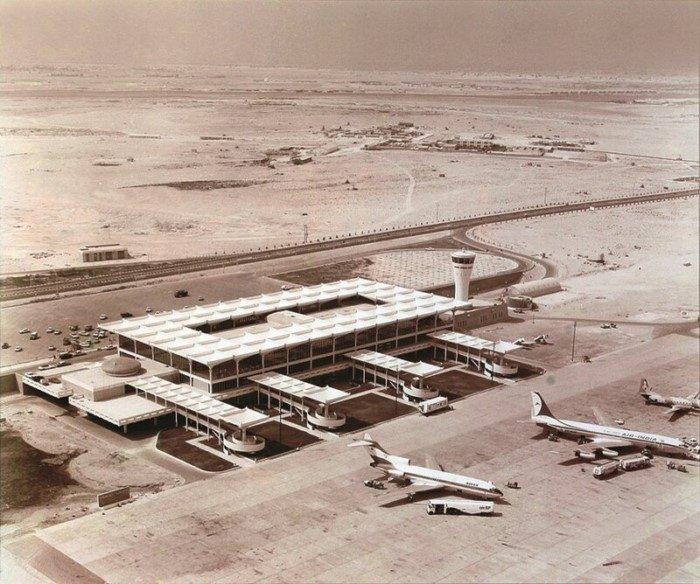 Dubai, mielőtt a képeken felfedezték az olajmezőt