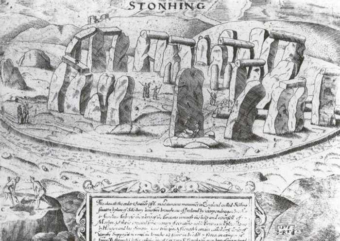 Исследования ученых о происхождении Стоунхенджа