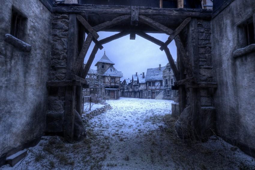 Съемочные площадки известных фильмов в реальном мире