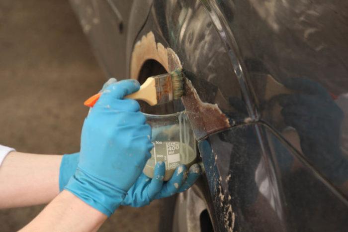 Как спасти кузов автомобиля от начавшейся коррозии