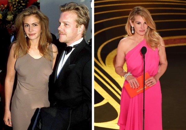 Как выглядели звезды Голливуда на своей первой ковровой дорожке