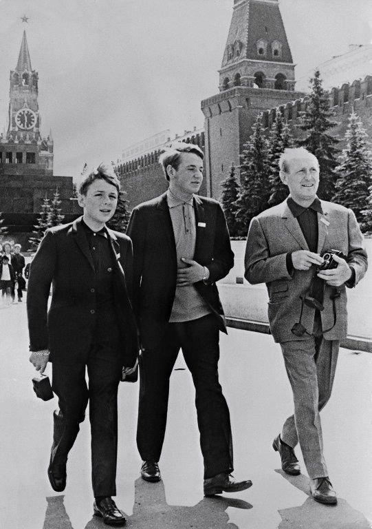 Редкие архивные фотографии знаменитостей