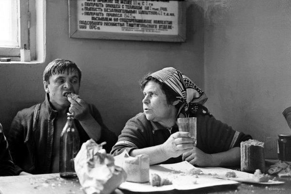 Подборка архивных снимков из СССР