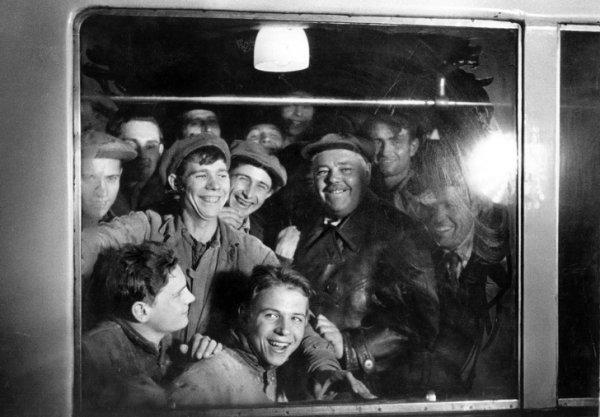 Válogatott archív fényképek a Szovjetunióból