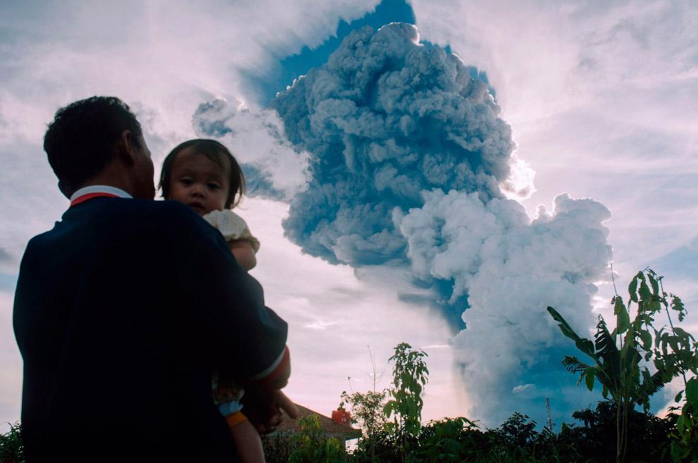 Извержения вулканов на нашей планете в 2019 году