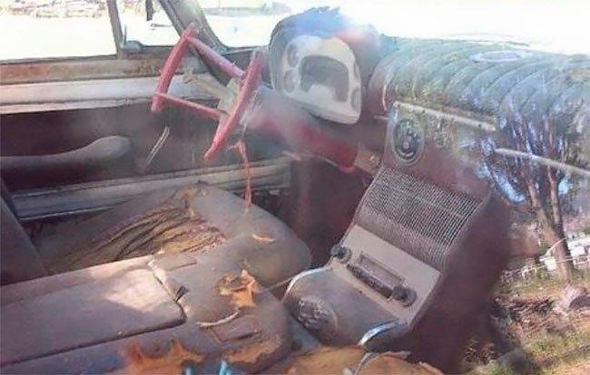 Реставрация старого Plymouth Tornado 1958 года