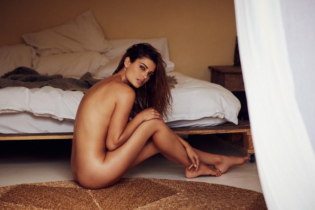 Чувственные снимки девушек от Мари Барш