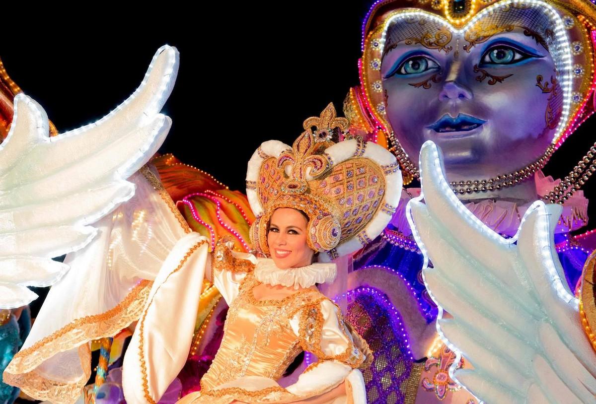 Ежегодный Фестиваль света в Сан-Хосе