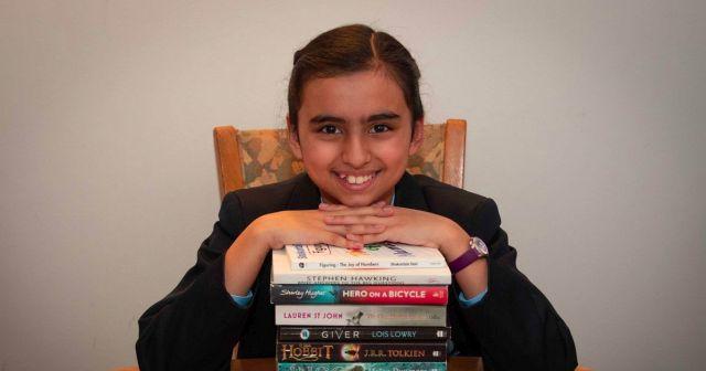 Фрейя Манготра - 10-летняя девочка с очень высоким IQ