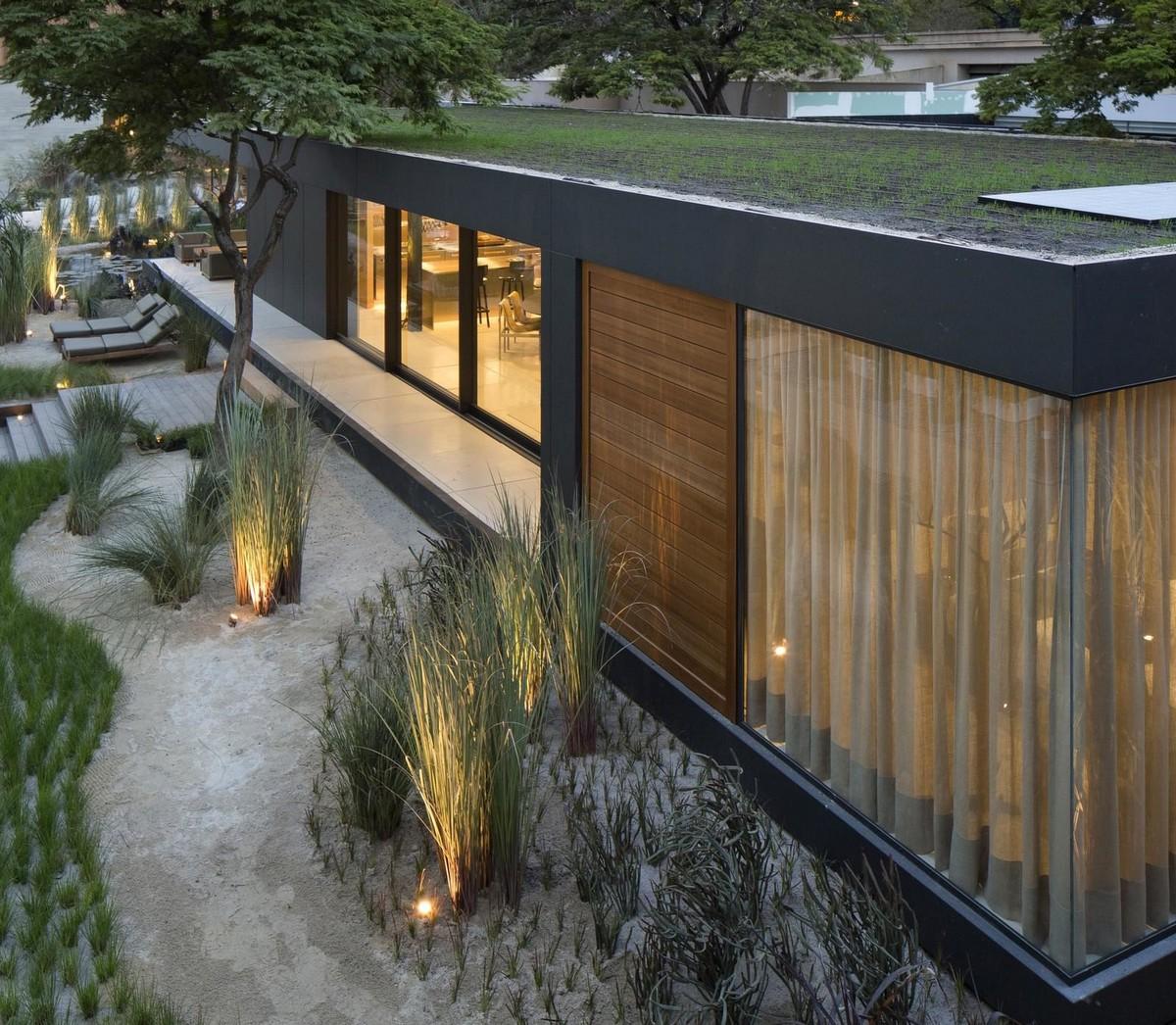 Быстровозводимый дом в Бразилии