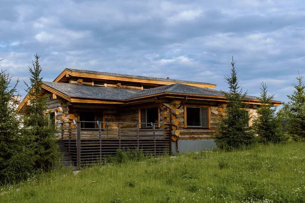 Дом в Финской деревне под Санкт-Петербургом