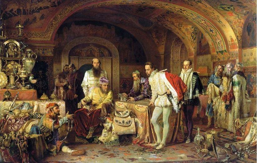 Странные лекарства, которыми лечились русские цари