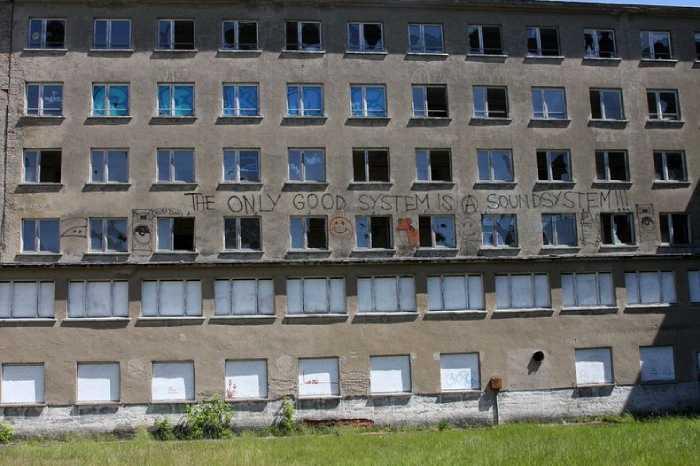 В самом большом санатории Третьего рейха никогда не было отдыхающих