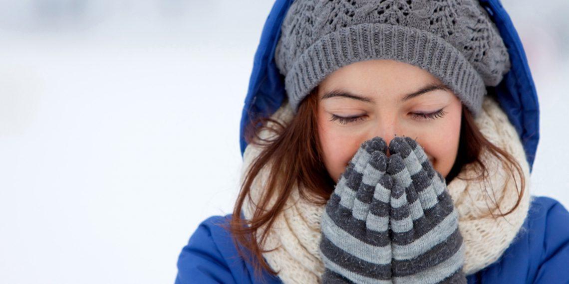 Как защитить кожу лица в холодное время?